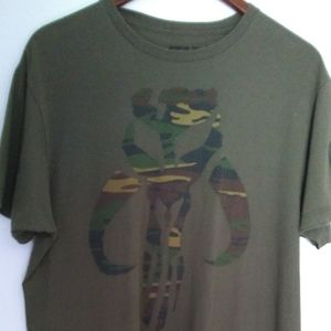 Star Wars T-Shirt Green